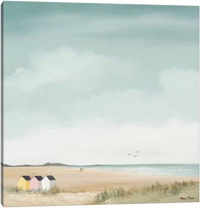Sunny Morning III Canvas Art Print