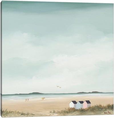 Sunny Morning IV Canvas Art Print