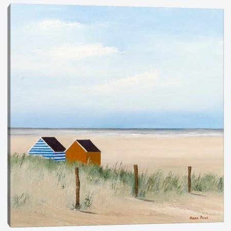 Sunny Morning V Canvas Print #HPA96} by Hans Paus Canvas Art