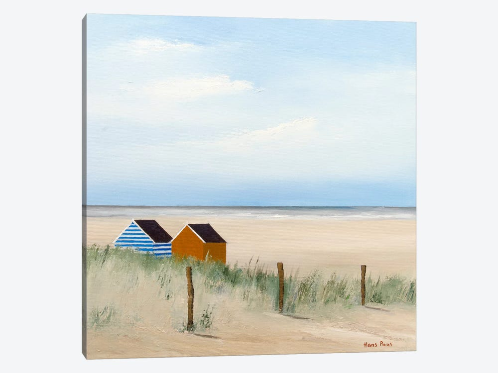 Sunny Morning V by Hans Paus 1-piece Canvas Art