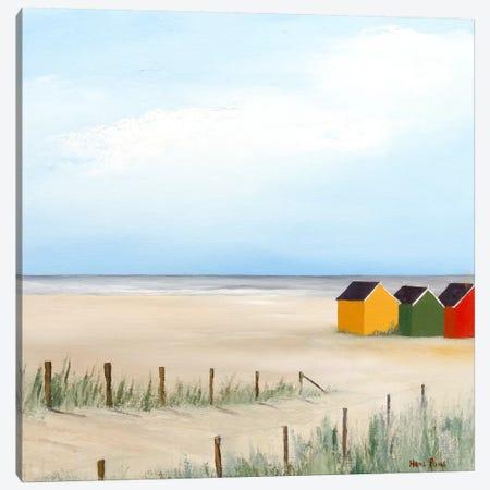 Sunny Morning VI Canvas Print #HPA97} by Hans Paus Canvas Artwork