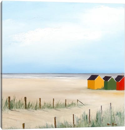 Sunny Morning VI Canvas Art Print