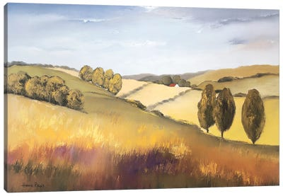 The Cotswold II Canvas Art Print