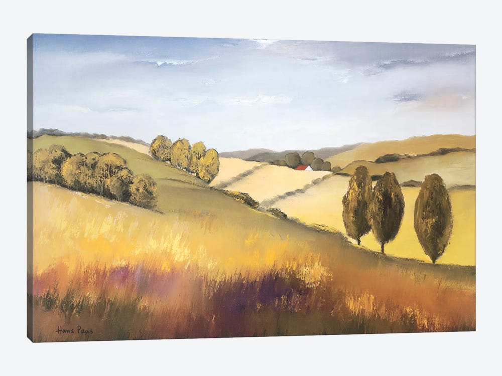 The Cotswold II 1-piece Canvas Art