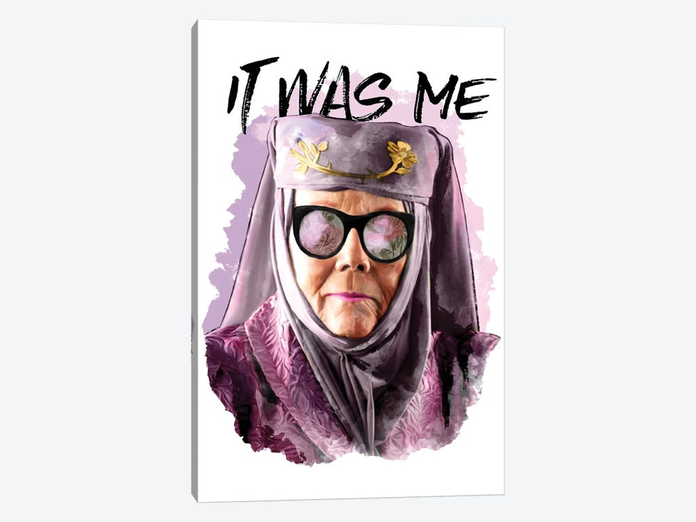 It Was Me by Heather Perry 1-piece Canvas Art