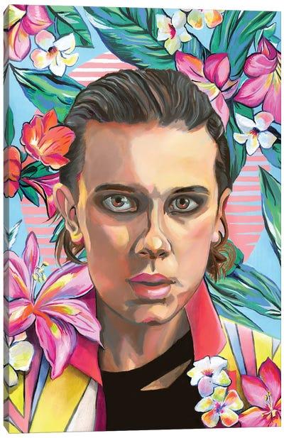 Jane Canvas Art Print