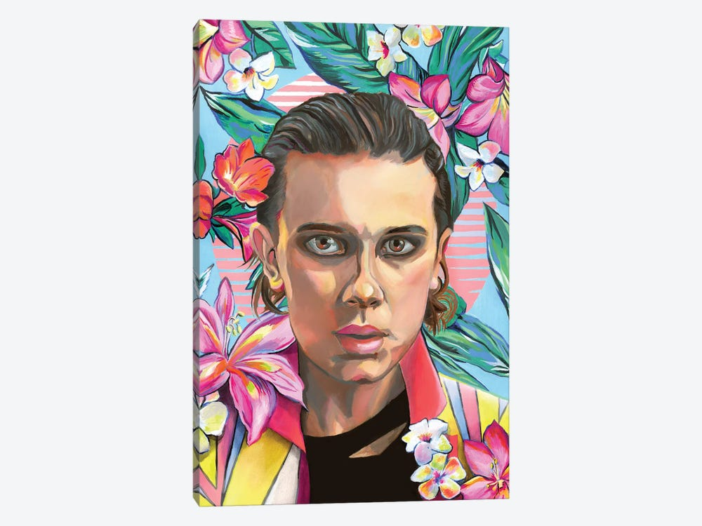 Jane by Heather Perry 1-piece Canvas Print