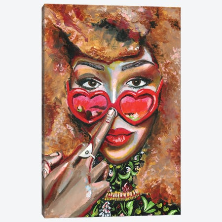 Jessica Williams Canvas Print #HPE22} by Heather Perry Canvas Art