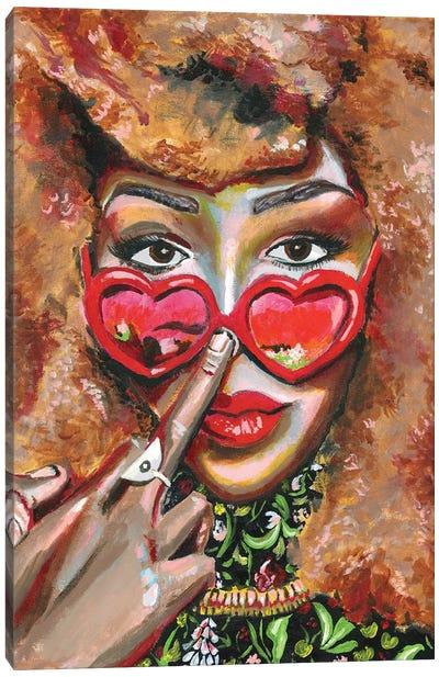 Jessica Williams Canvas Art Print