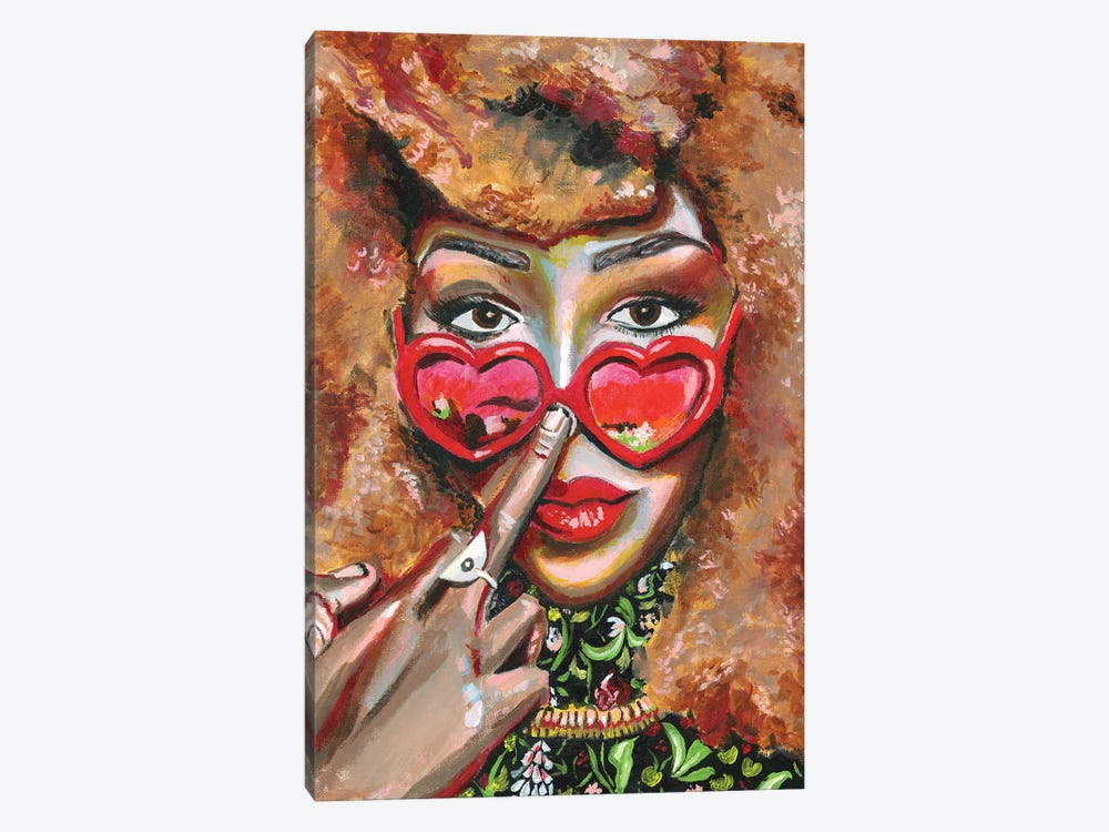 Jessica Williams by Heather Perry 1-piece Canvas Art