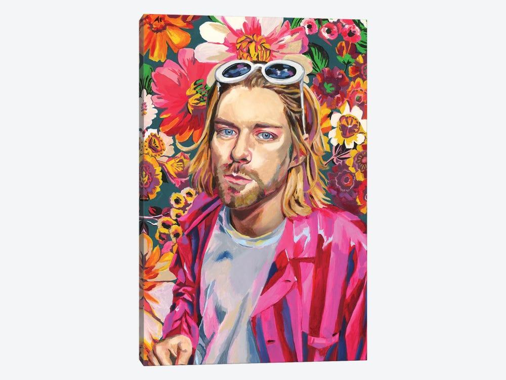 Kurt by Heather Perry 1-piece Canvas Art