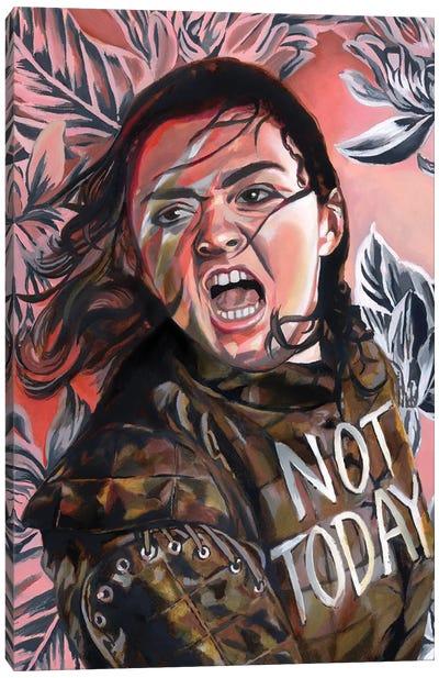 Arya Canvas Art Print