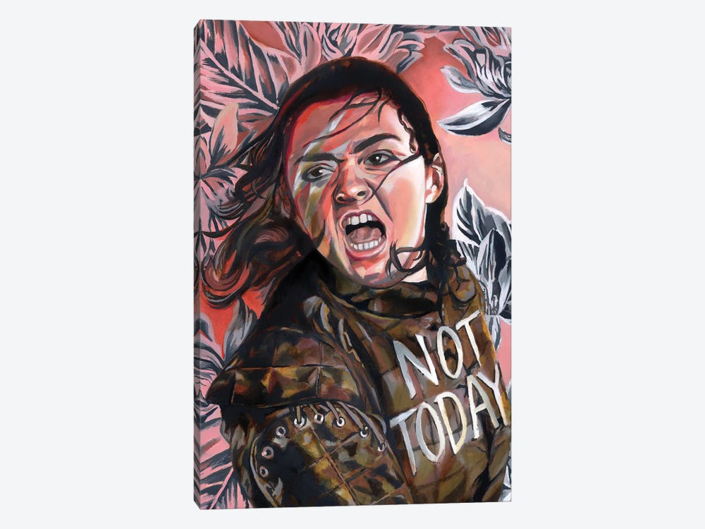 Arya by Heather Perry 1-piece Canvas Art