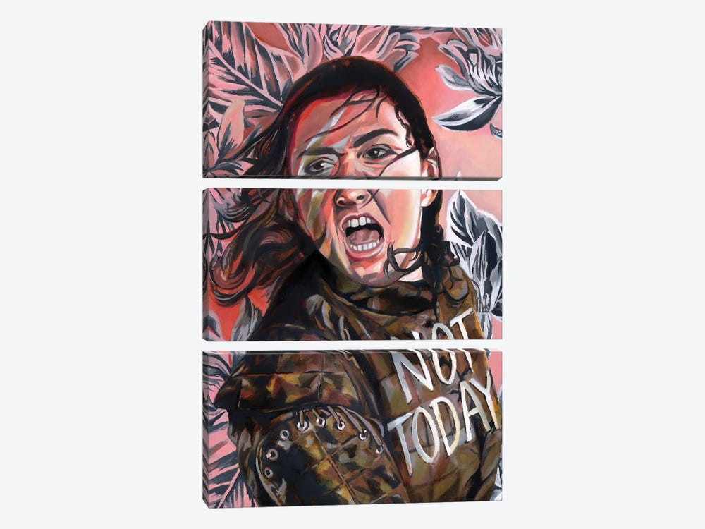 Arya by Heather Perry 3-piece Canvas Wall Art