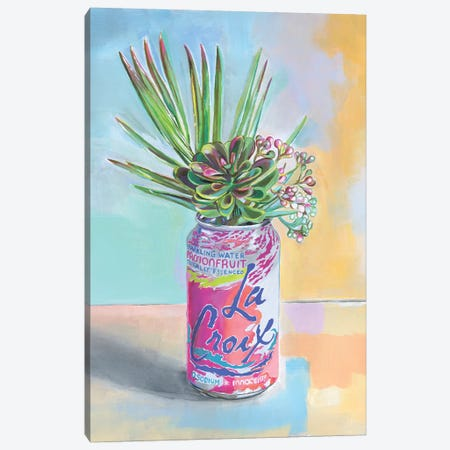 Seltzer Still Life 1 Canvas Print #HPE61} by Heather Perry Canvas Wall Art