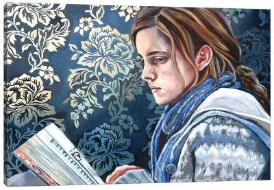Hermione Canvas Art Print