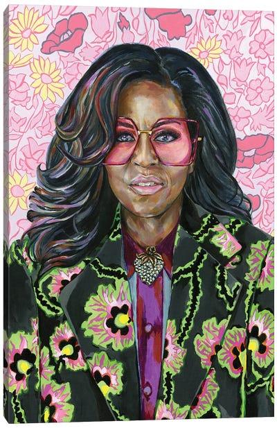 Michelle Canvas Art Print