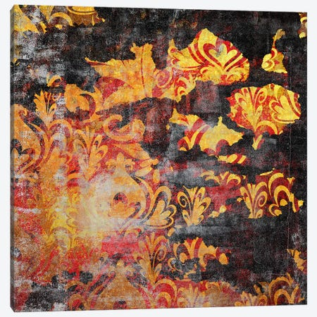 Incoherent Fragment Torn Canvas Print #HPP22} by 5by5collective Canvas Print