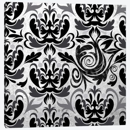 Modular Movement in Black & White Canvas Print #HPP25} by 5by5collective Canvas Wall Art