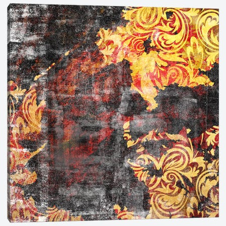 Secret View Torn Canvas Print #HPP34} by 5by5collective Canvas Print