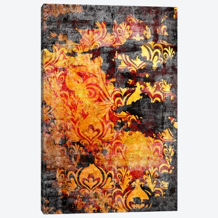 Incoherent Fragment Torn Extended Canvas Print #HPP41} by 5by5collective Art Print