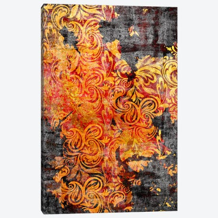 Secret View Torn Extended Canvas Print #HPP44} by 5by5collective Canvas Art
