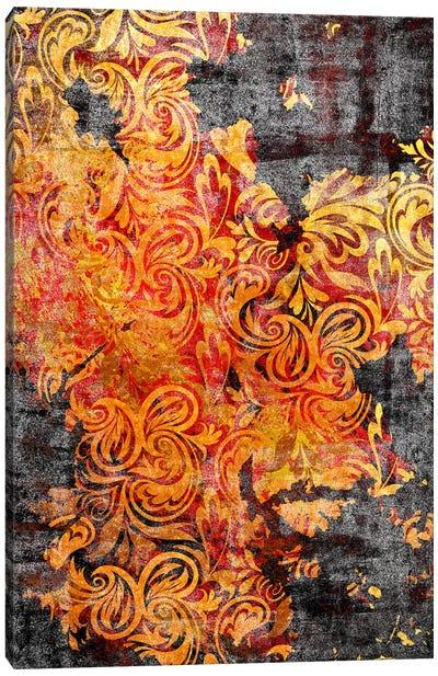 Secret View Torn Extended Canvas Art Print