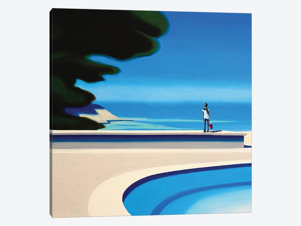 Summer Smells by Hugo Pondz 1-piece Canvas Art