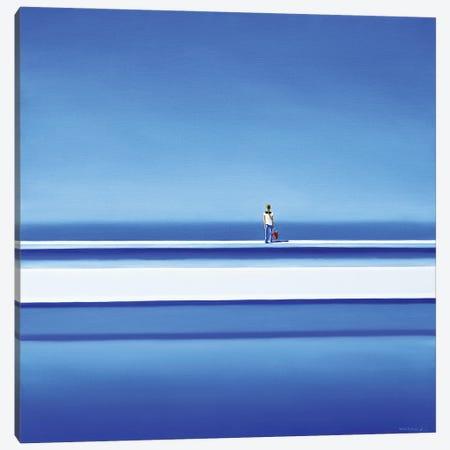 Summer Warmth Canvas Print #HPZ13} by Hugo Pondz Canvas Artwork