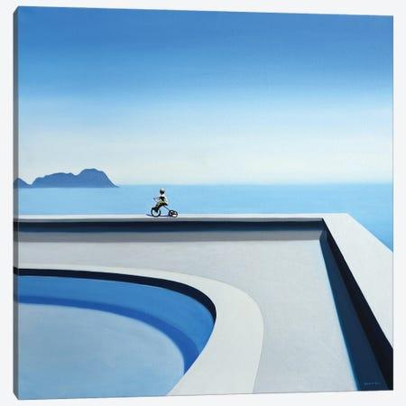 The Great Journey Canvas Print #HPZ16} by Hugo Pondz Canvas Print