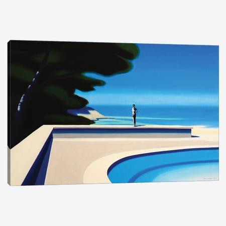 Lenny Canvas Print #HPZ8} by Hugo Pondz Canvas Print