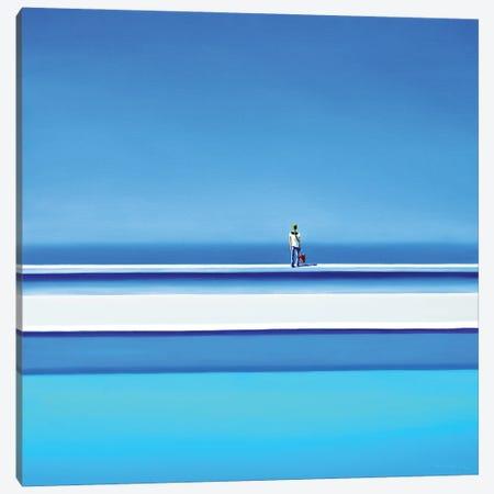 South Sea Colors Canvas Print #HPZ9} by Hugo Pondz Canvas Art Print