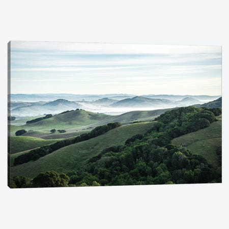 Petaluma Country Canvas Print #HRB10} by Heather Roberson Art Print