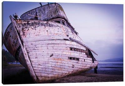 Shipwreck Canvas Art Print