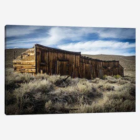 Long Forgotten Canvas Print #HRB48} by Heather Roberson Canvas Wall Art