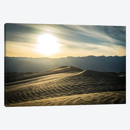 Mesquite Dunes Canvas Print #HRB49} by Heather Roberson Canvas Wall Art
