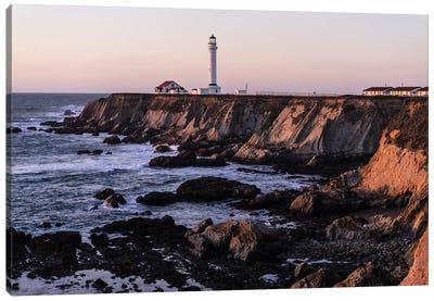 Point Arena Lighthouse Canvas Art Print