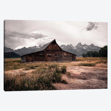 Teton Wonderland Canvas Print #HRB64} by Heather Roberson Art Print