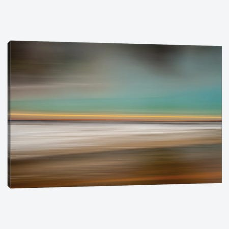 Turning Heads Canvas Print #HRB80} by Heather Roberson Canvas Artwork