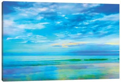 Rainbow Sunrise Canvas Art Print