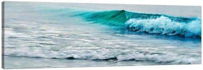 Blue Cape Canvas Art Print