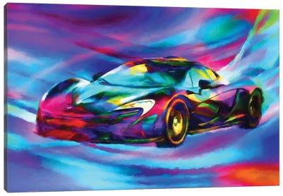 Mcclaren Canvas Art Print