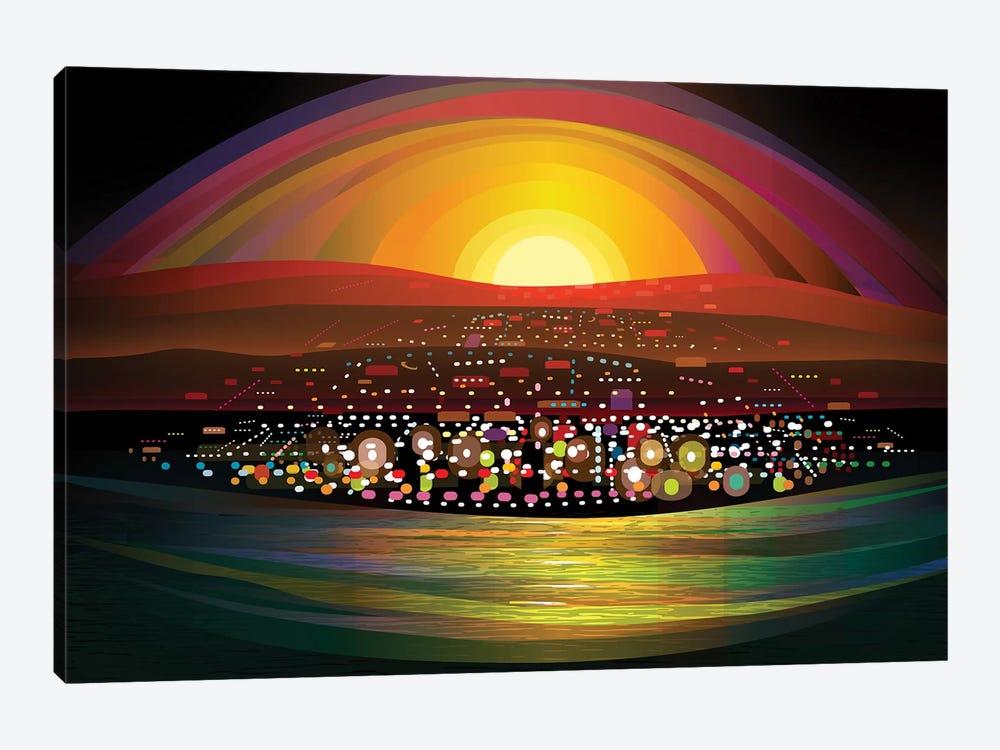 La Paz by Charles Harker 1-piece Art Print