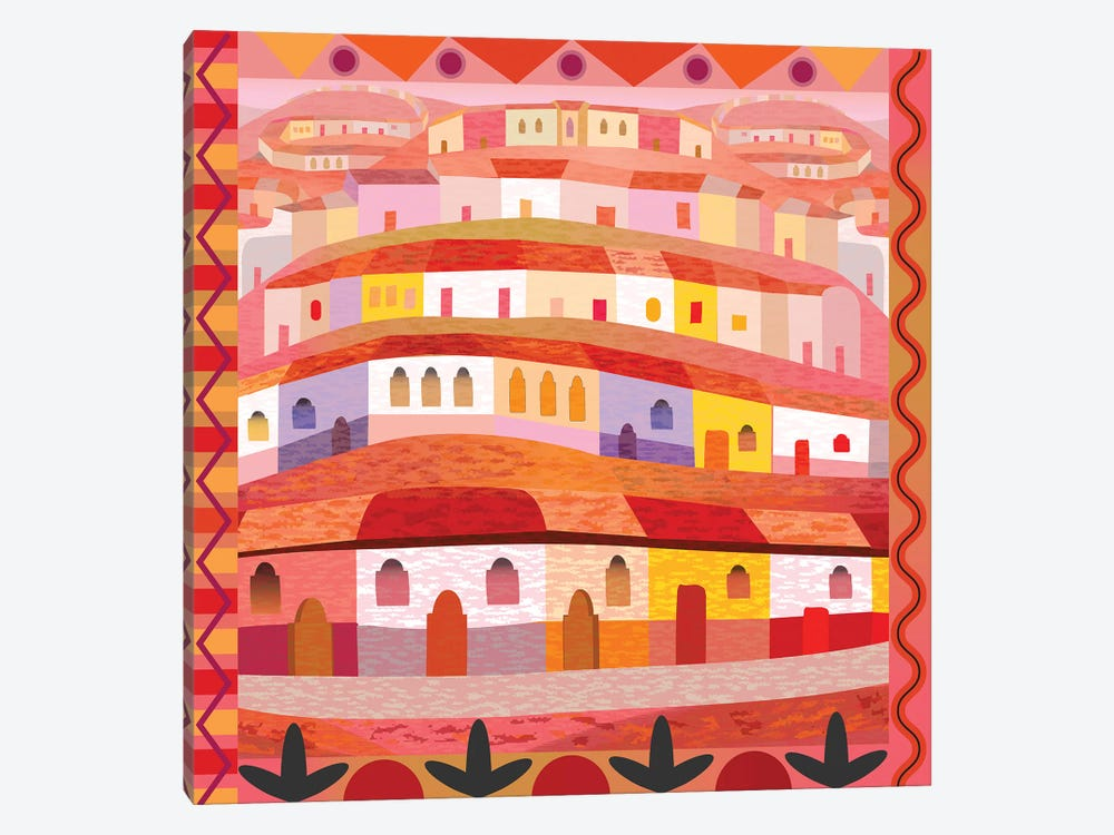 Little Sonora (Square) by Charles Harker 1-piece Canvas Art