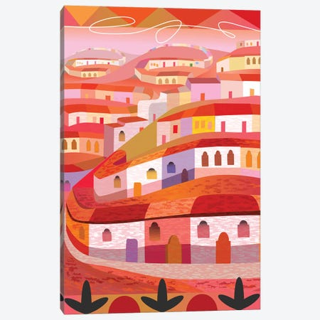 Little Sonora (Vertical) Canvas Print #HRK105} by Charles Harker Art Print