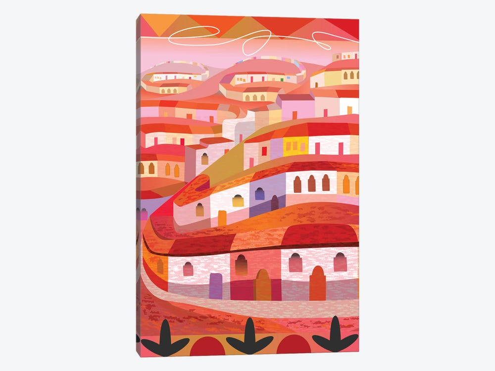 Little Sonora (Vertical) by Charles Harker 1-piece Canvas Print