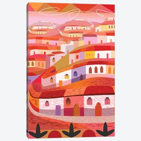 Little Sonora (Vertical) Canvas Print #HRK105} by Charles Harker Art Print
