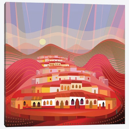 Michoacan Canvas Print #HRK117} by Charles Harker Canvas Wall Art
