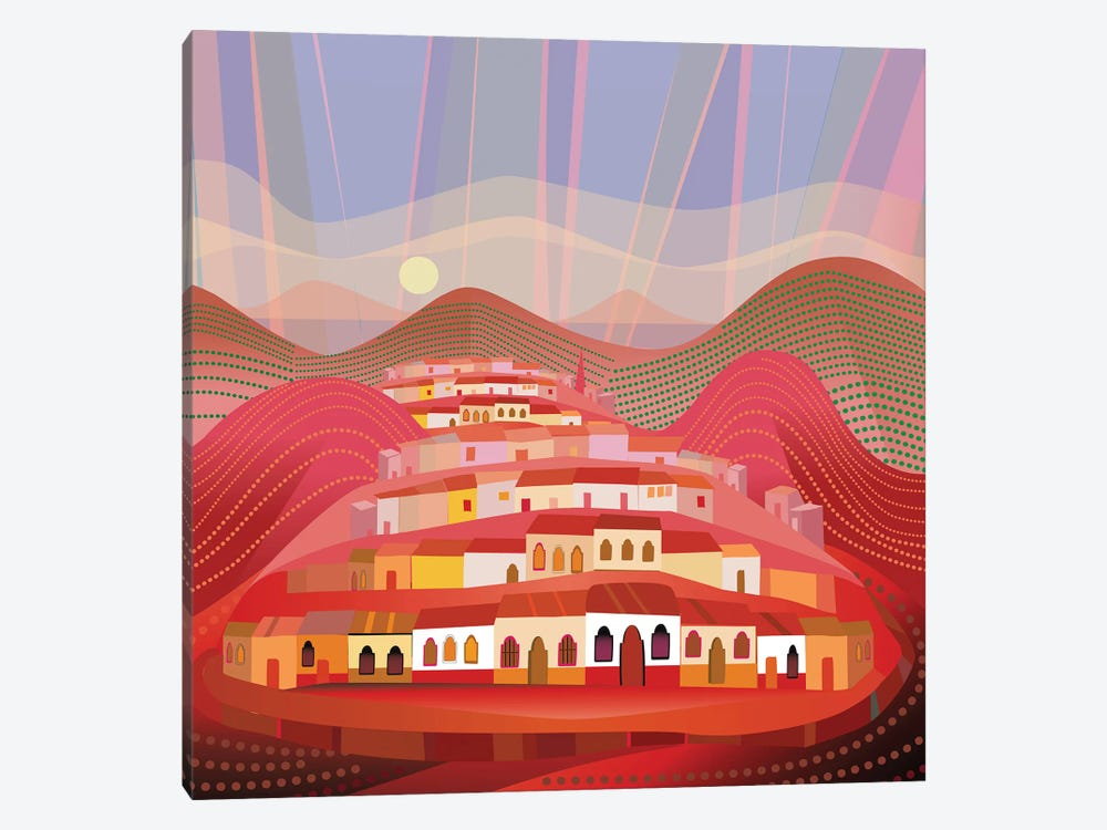 Michoacan by Charles Harker 1-piece Canvas Artwork
