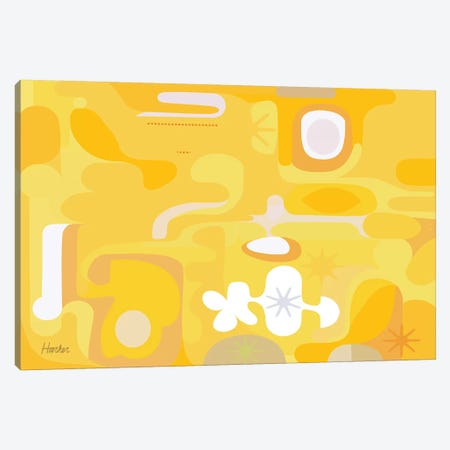 Peace Canvas Print #HRK130} by Charles Harker Canvas Print